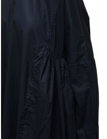 Casey Casey PYJ Dos Dos dress in navy blue cotton price