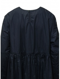 Casey Casey PYJ Dos Dos dress in navy blue cotton womens dresses buy online