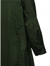 Casey Casey T Plee 2 pleated khaki dress price