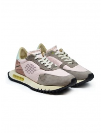 BePositive Space Run pink sneakers F1WOSPACE02/NYS/PIN order online
