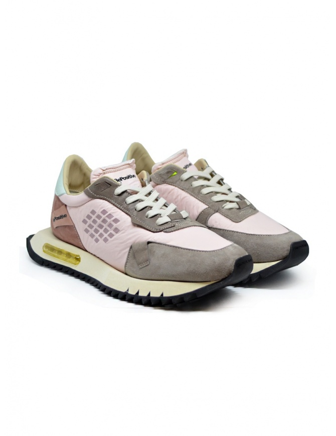 BePositive Space Run pink sneakers F1WOSPACE02/NYS/PIN womens shoes online shopping