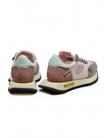 BePositive Space Run pink sneakers price
