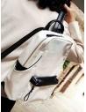 Cornelian Taurus black and white backpack price CO15SSTR050 WHITE shop online