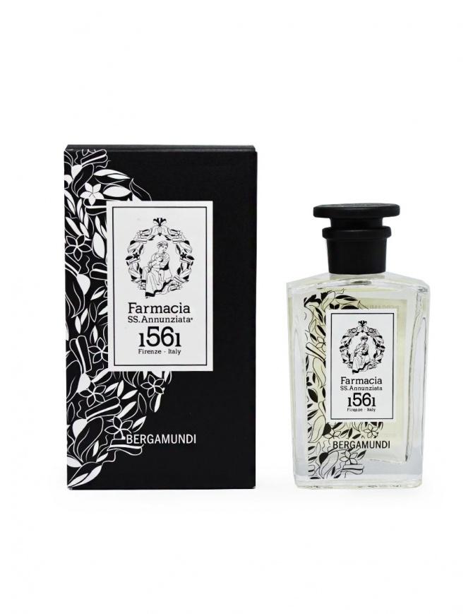 Farmacia SS. Annunziata Bergamundi eau de parfum 100ml 802 - BERGAMUNDI EDP perfumes online shopping