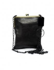 Portafogli online: Kapital portafoglio pochette in pelle con catena