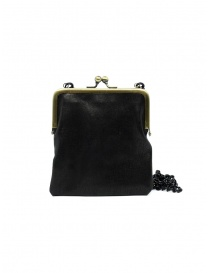 Kapital wallet clutch with metal chain