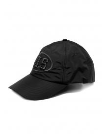 Parajumpers PJS CAP cappellino nero in nylon online