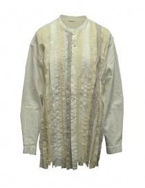 Kapital camicia oversize tessuto OX e colletto coreano online