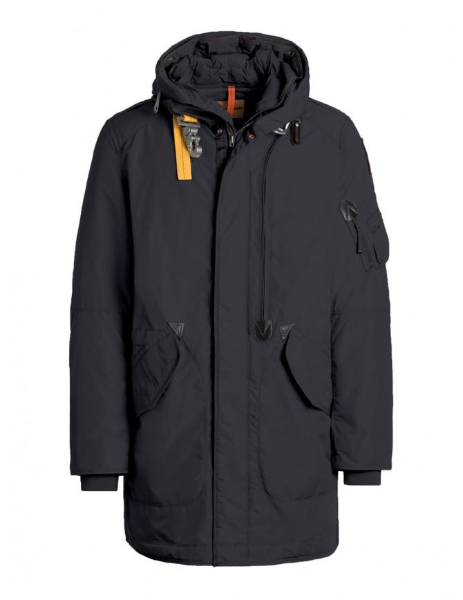 Parajumpers Tank black parka with hood PMJCKMB07 TANK BASE PENCIL 710 mens jackets online shopping