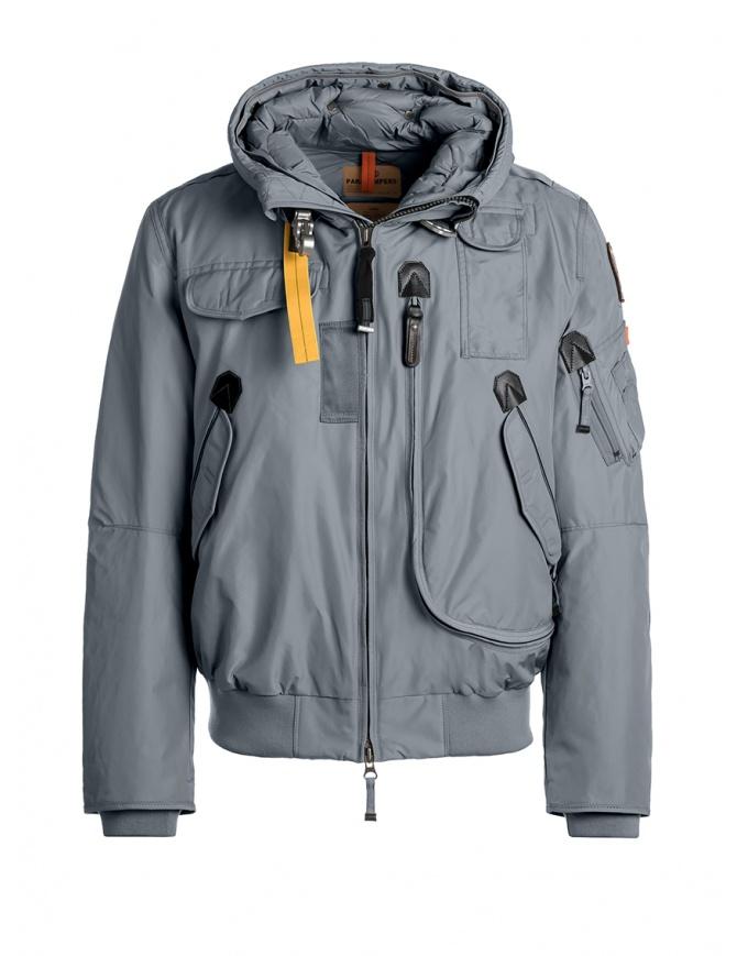 Parajumpers Gobi in grey color PMJCKMB01 GOBI BASE PALOMA 739 mens jackets online shopping
