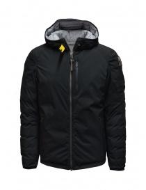 Parajumpers Reversible grey-black down jacket