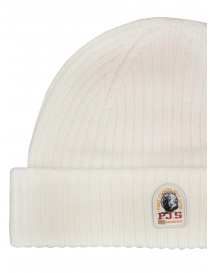 Parajumpers white Rib Hat
