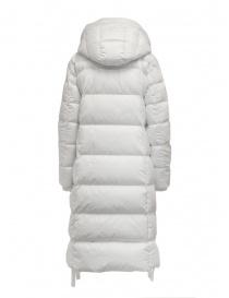 Parajumpers Panda long white down jacket price
