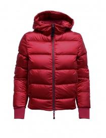 Parajumpers Mariah down jacket red online