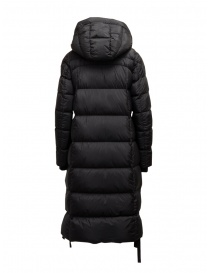 Parajumpers Panda long down jacket black price