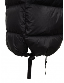 Parajumpers Panda long down jacket black buy online price