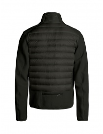 Parajumpers Jayden sycamore down jacket with fleece sleeves price