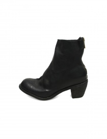 Stivaletto Guidi 4006 in pelle nera acquista online