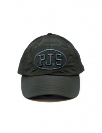 Parajumpers cappellino impermeabile verde sicomoro