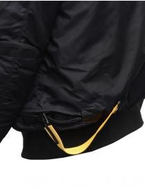 Parajumpers Gobi men's black down bomber jacket buy online price