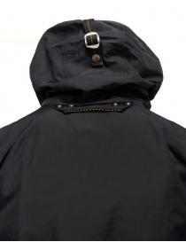 Parajumpers Gobi men's black down bomber jacket mens jackets price