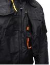 Parajumpers Gobi men's black down bomber jacket price PMJCKMB01 GOBI BASE BLACK 541 shop online