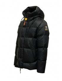 Parajumpers Cloud black hooded down jacket
