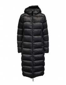 Womens coats online: Parajumpers Leah Pencil 710 long down jacket for women