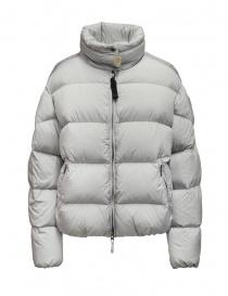 Parajumpers Missie grey short down jacket online