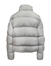 Parajumpers Missie grey short down jacket