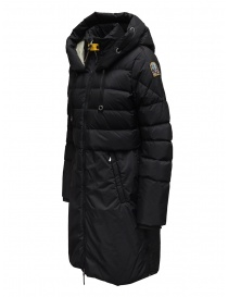Parajumpers Sherill Black long lightweight down jacket