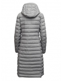 Parajumpers Omega long down jacket in grey