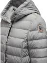 Parajumpers Omega long down jacket in grey PWJCKSL37 OMEGA PALOMA 739 buy online