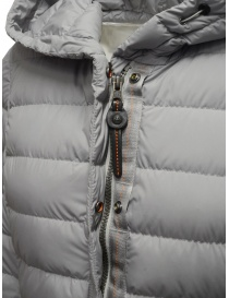 Parajumpers Omega long down jacket in grey buy online price