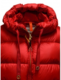 Parajumpers Tilly short red down jacket