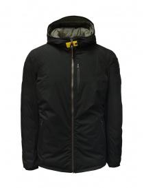 Parajumpers Reversible khaki-black down jacket