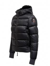 Parajumpers Mariah black padded bomber jacket price