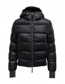 Parajumpers Mariah black padded bomber jacket online