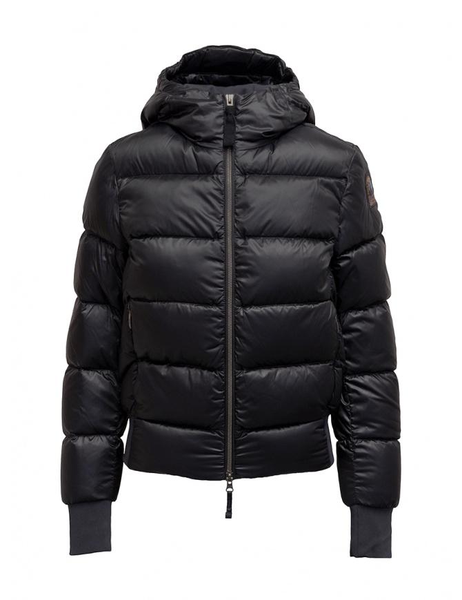 Parajumpers Mariah black padded bomber jacket PWJCKSX42 MARIAH PENCIL 710 womens jackets online shopping