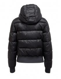 Parajumpers Mariah black padded bomber jacket
