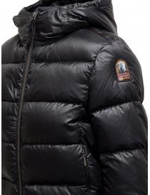 Parajumpers Mariah black padded bomber jacket womens jackets buy online