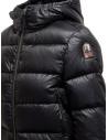 Parajumpers Mariah black padded bomber jacket PWJCKSX42 MARIAH PENCIL 710 buy online