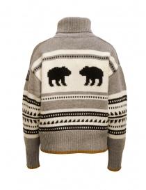 Parajumpers Koda turtleneck sweater with bears price