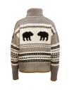 Parajumpers Koda turtleneck sweater with bears PWKNIKN55 KODA ATMOSPHERE price