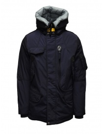Black down jacket Parajumpers Right Hand online