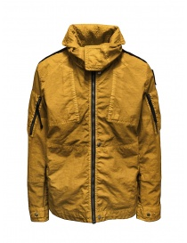 Parajumpers Neptune yellow multipocket jacket