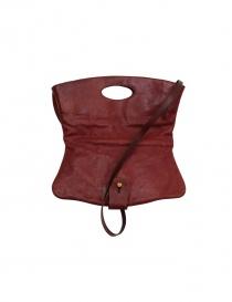 Wine/brown bag Henry Cuir Meli Melo buy online