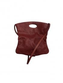 Wine/brown bag Henry Cuir Meli Melo price