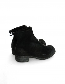 Guidi PL1 black suede leather ankle boots price