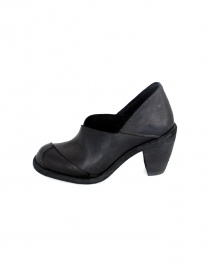Black leather Guidi 2004 shoes price